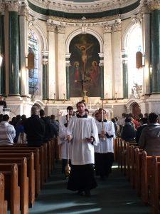 Los Días de Vocación | 3 de febrero de 2018 @ St. Martin de Porres | Norristown | Pennsylvania | United States