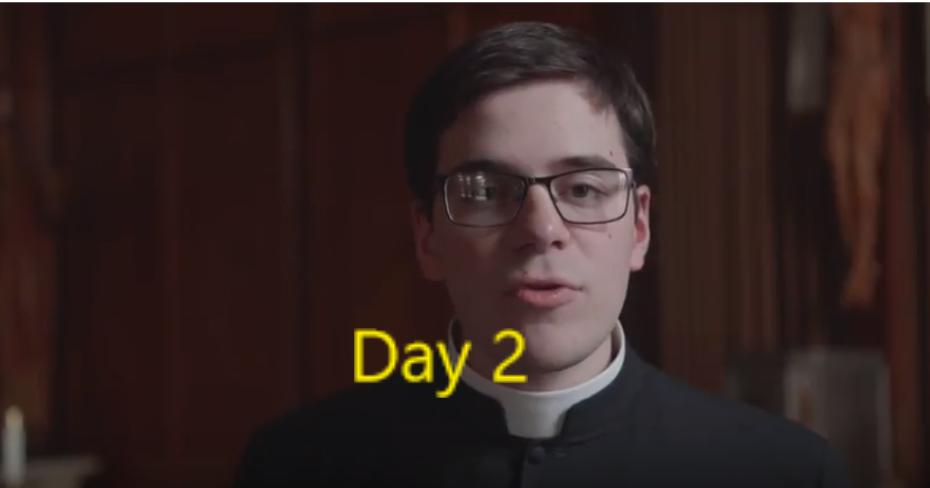 Novena for Vocations, Day 2