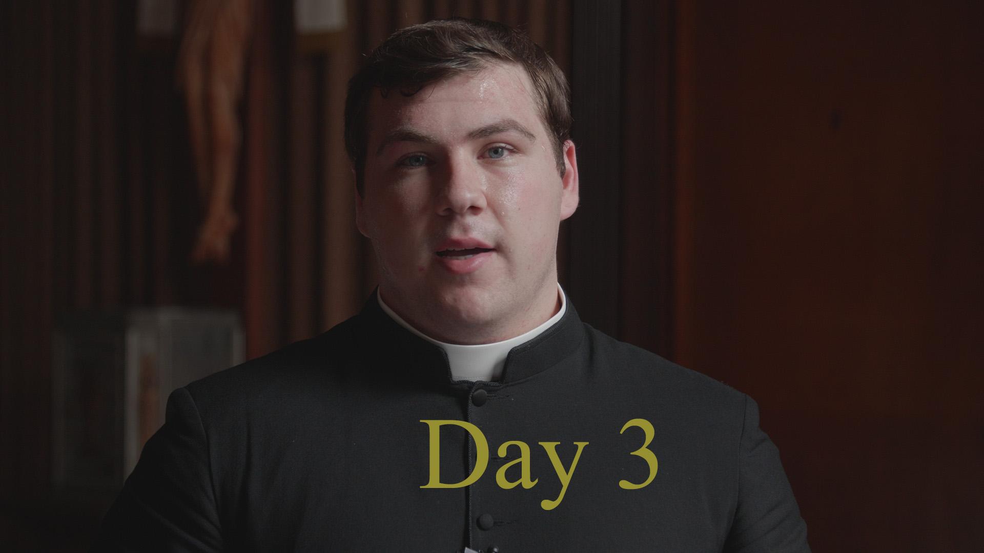 Novena for Vocations, Day 3