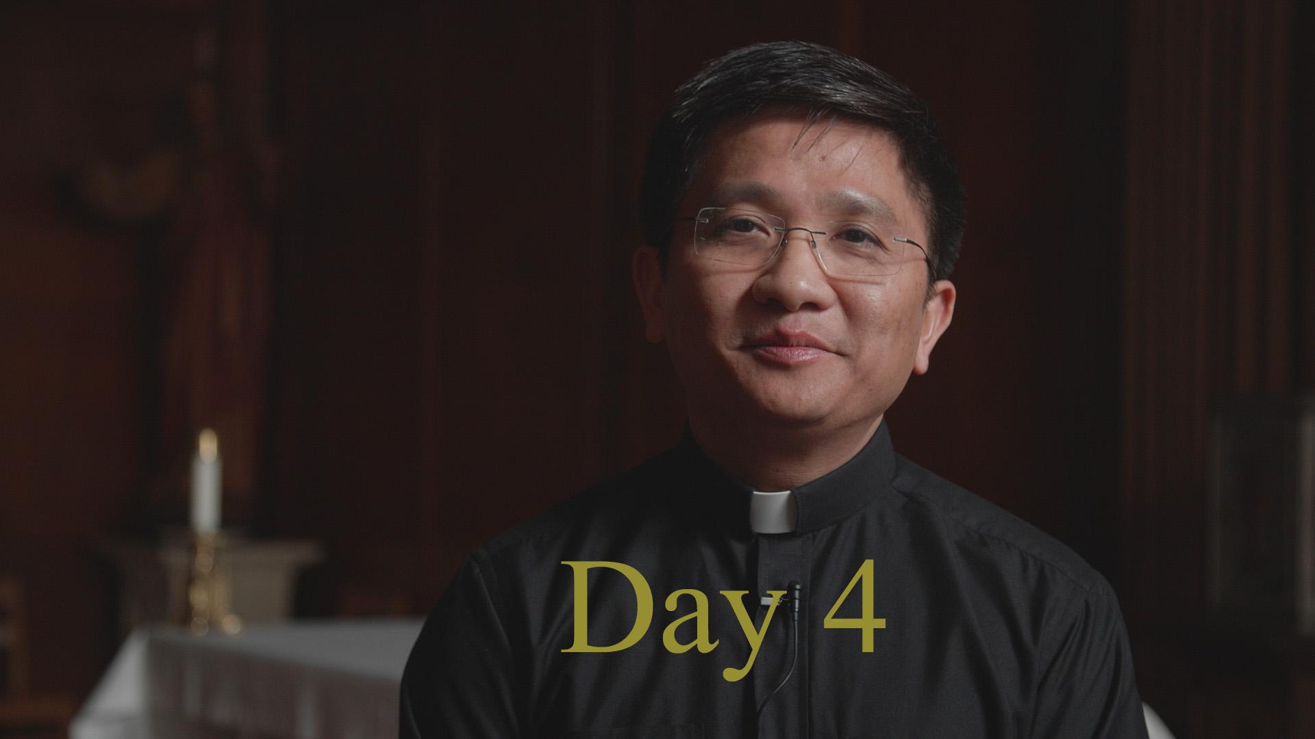 Novena for Vocations, Day 4
