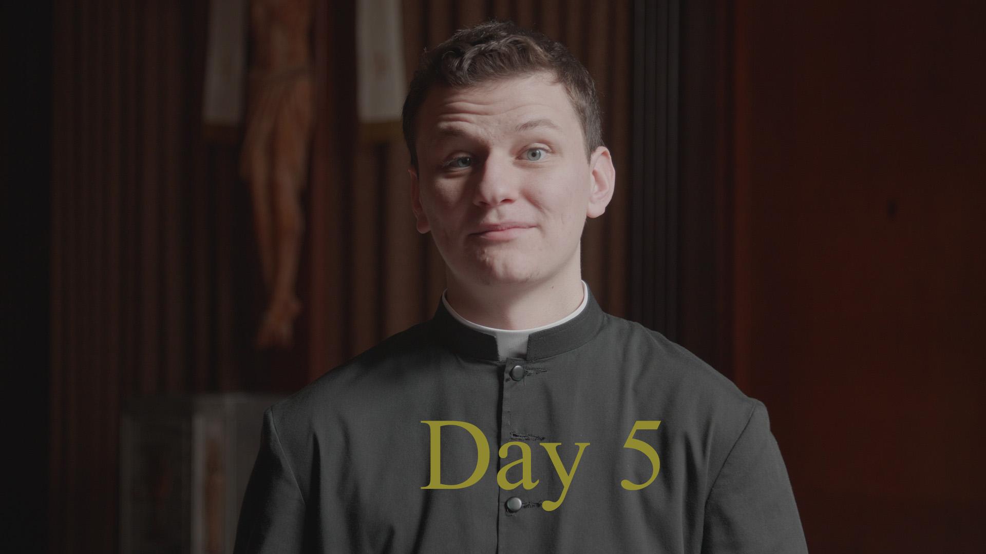 Novena for Vocations, Day 5