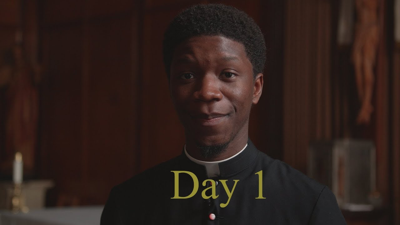 Novena for Vocations, Day One