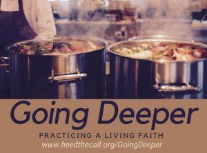 Going Deeper | July 22-26, 2018 @ Spiritual Year - St. Matthew Conshohocken